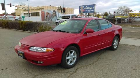 2001 Oldsmobile Alero for sale at Larry's Auto Sales Inc. in Fresno CA