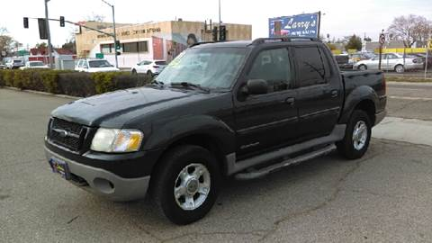 2001 Ford Explorer Sport Trac for sale at Larry's Auto Sales Inc. in Fresno CA