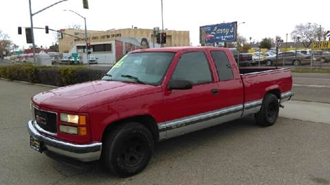 1997 GMC Sierra 1500 for sale at Larry's Auto Sales Inc. in Fresno CA