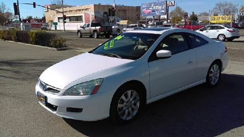 2006 Honda Accord for sale at Larry's Auto Sales Inc. in Fresno CA