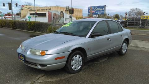 2002 Saturn S-Series for sale at Larry's Auto Sales Inc. in Fresno CA