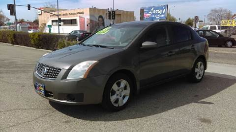 2007 Nissan Sentra for sale at Larry's Auto Sales Inc. in Fresno CA