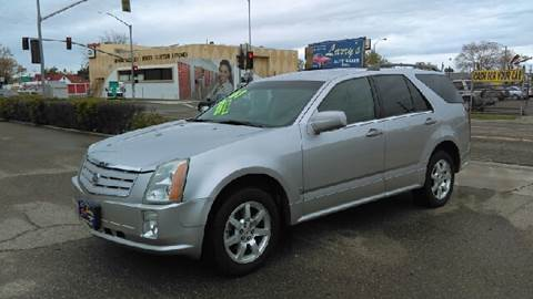 2007 Cadillac SRX for sale at Larry's Auto Sales Inc. in Fresno CA
