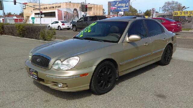 2003 Hyundai Sonata GLS 4dr Sedan   Fresno CA