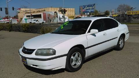2003 Chevrolet Impala for sale at Larry's Auto Sales Inc. in Fresno CA