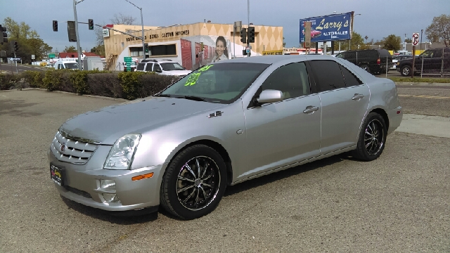 2005 Cadillac STS for sale at Larry's Auto Sales Inc. in Fresno CA