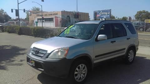 2005 Honda CR-V for sale at Larry's Auto Sales Inc. in Fresno CA