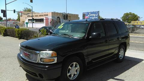 2005 GMC Yukon for sale at Larry's Auto Sales Inc. in Fresno CA