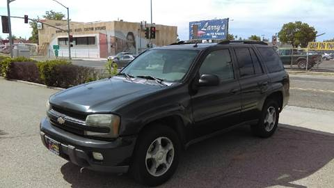 2005 Chevrolet TrailBlazer for sale at Larry's Auto Sales Inc. in Fresno CA