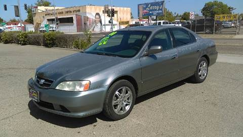 2000 Acura TL for sale at Larry's Auto Sales Inc. in Fresno CA