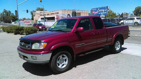 2001 Toyota Tundra for sale at Larry's Auto Sales Inc. in Fresno CA