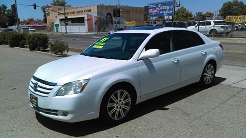 2007 Toyota Avalon for sale at Larry's Auto Sales Inc. in Fresno CA