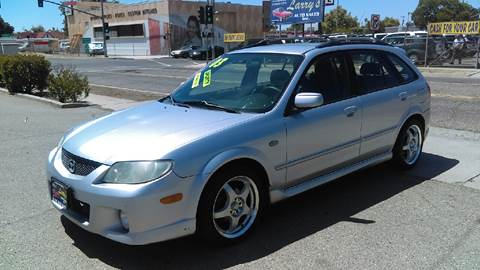 2003 Mazda Protege5 for sale at Larry's Auto Sales Inc. in Fresno CA