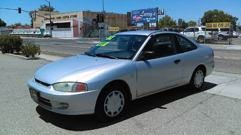 2002 Mitsubishi Mirage for sale at Larry's Auto Sales Inc. in Fresno CA