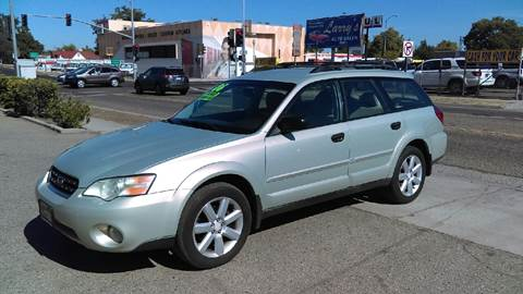 2006 Subaru Outback for sale at Larry's Auto Sales Inc. in Fresno CA