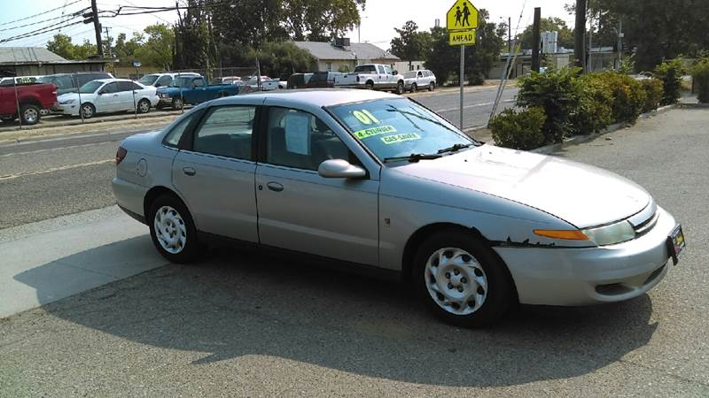 2000 Saturn L Series Ls1 4dr Sedan In Fresno Ca Larrys Auto Sales
