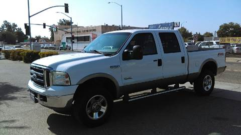 2007 Ford F-350 Super Duty for sale at Larry's Auto Sales Inc. in Fresno CA