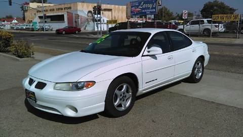 2002 Pontiac Grand Prix for sale at Larry's Auto Sales Inc. in Fresno CA