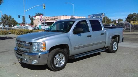 2012 Chevrolet Silverado 1500 for sale at Larry's Auto Sales Inc. in Fresno CA
