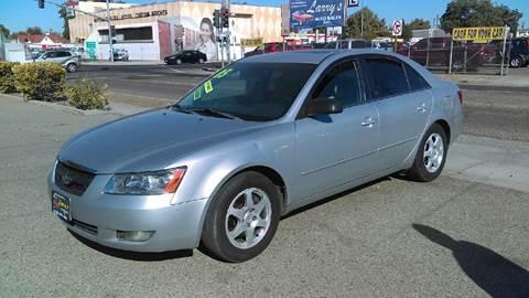 2006 Hyundai Sonata for sale at Larry's Auto Sales Inc. in Fresno CA