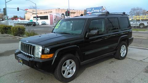 2007 Jeep Commander for sale in Fresno, CA