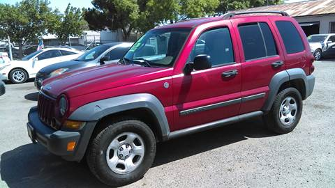 2006 Jeep Liberty for sale in Fresno, CA