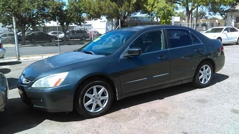 2004 Honda Accord for sale in Fresno, CA
