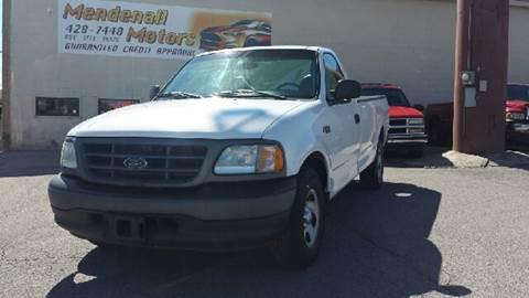 Cheap trucks for sale decatur il for Mendenall motors decatur il
