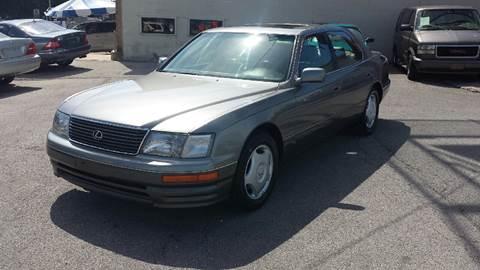 1997 lexus ls 400 for sale for Mendenall motors decatur il