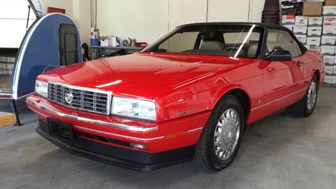 1993 Cadillac Allante for sale in Decatur, IL