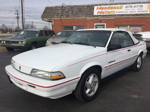 1993 Pontiac Sunbird for sale in Decatur, IL
