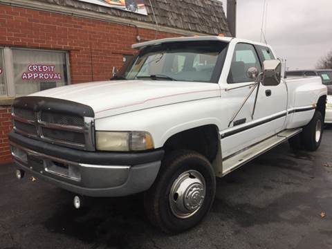 1996 dodge ram pickup 3500 for sale. Black Bedroom Furniture Sets. Home Design Ideas