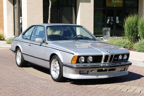 1985 BMW M6