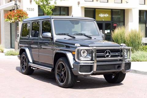 2016 Mercedes-Benz G-Class for sale in Brentwood, TN