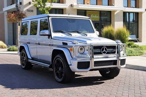 2013 Mercedes-Benz G-Class for sale in Brentwood, TN