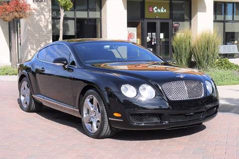 2007 Bentley Continental GT for sale in Brentwood, TN