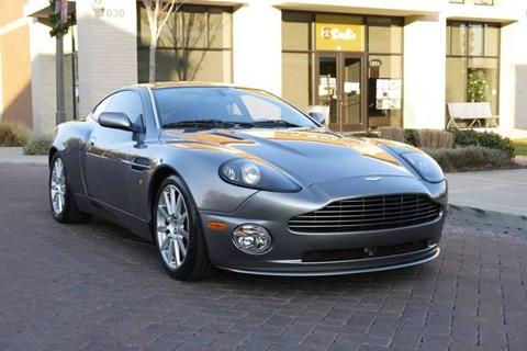 Aston Martin V Vanquish For Sale In Dist Of Col Carsforsalecom - Aston martin vanquish 2006 for sale