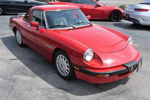 Used Alfa Romeo Spider For Sale In Colorado Carsforsalecom - Used alfa romeo spider for sale