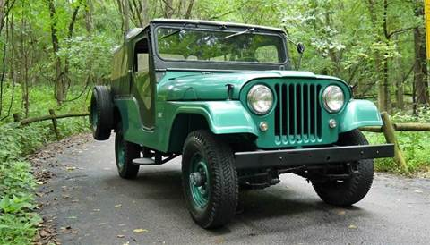 1958 Jeep Willys for sale in Brentwood, TN