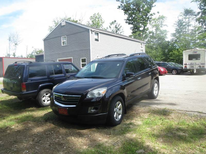 2009 Saturn Outlook for sale at D & F Classics in Eliot ME