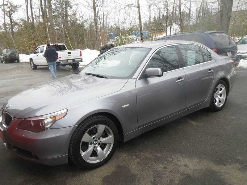 2004 BMW 5 Series for sale at D & F Classics in Eliot ME