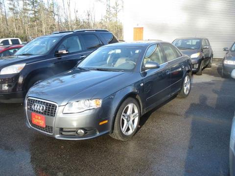 2008 Audi A4 for sale at D & F Classics in Eliot ME