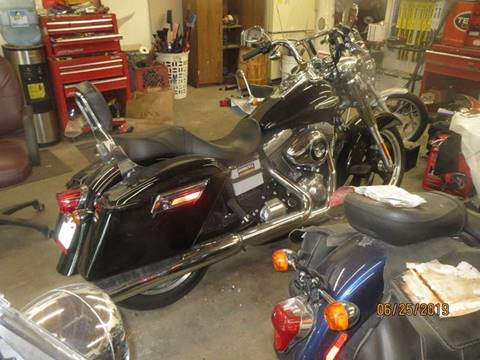 2012 Harley-Davidson FLD Switchback for sale in Eliot, ME