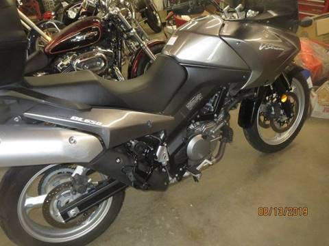 2009 Suzuki dl650 for sale in Eliot, ME