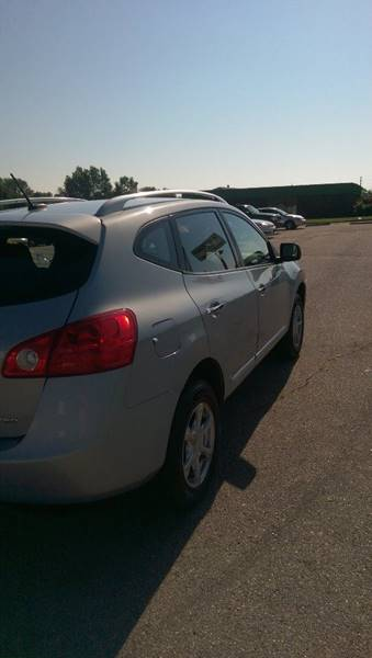2014 Nissan Rogue Select AWD S 4dr Crossover - Nevada MO