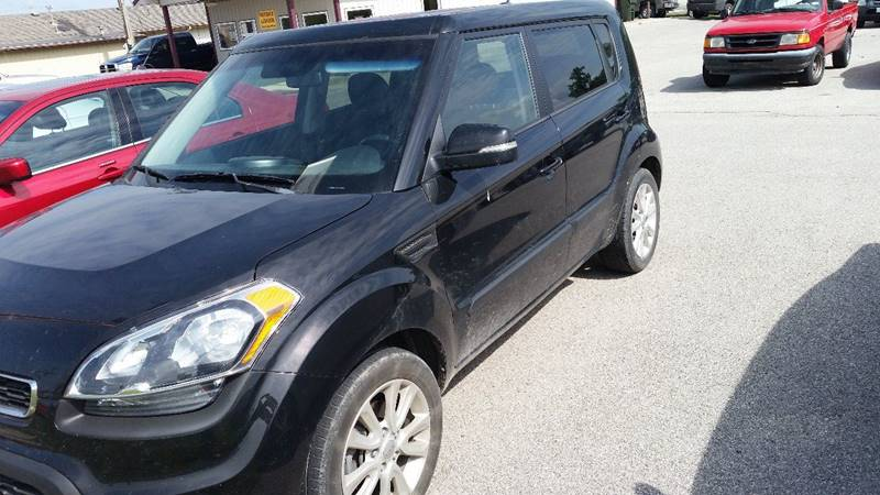 2012 Kia Soul + 4dr Wagon 6A - Nevada MO