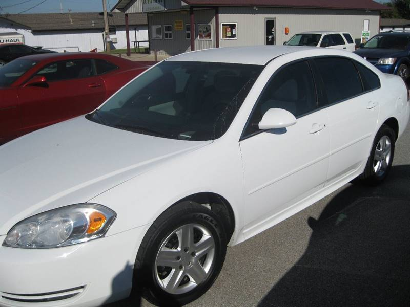 2011 Chevrolet Impala LS Fleet 4dr Sedan w/1FL - Nevada MO