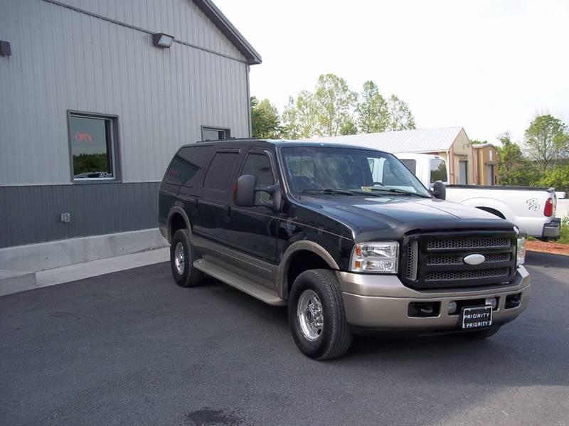 Ford Excursion In Woodsboro MD XLR Diesel Trucks - 2005 excursion