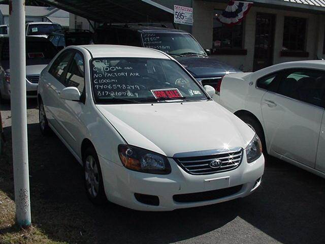 2009 Kia Spectra EX - Weatherford TX