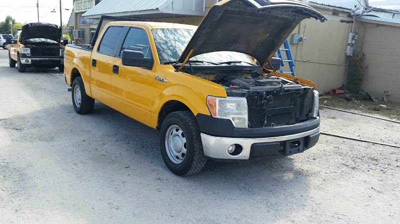 2010 Ford F-150 4x2 XL 4dr SuperCrew Styleside 5.5 ft. SB - Weatherford TX